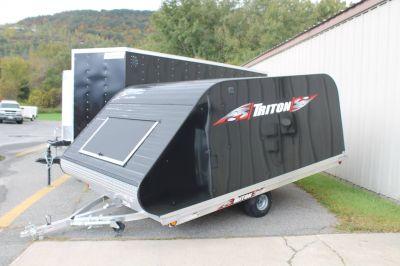 2019 Triton Trailers XT11-101 Snowmobile Trailers Trailers Adams, MA