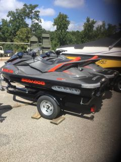 2014 Sea-Doo GTI Limited 155 3 Person Watercraft Lagrange, GA