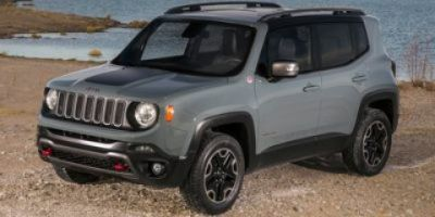 2015 Jeep Renegade Trailhawk (Sierra Blue)