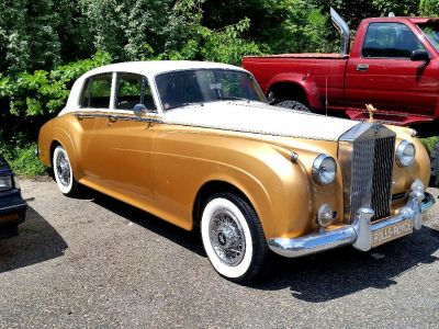 1961 Rolls Royce Bentley Limousine Silver Cloud 11