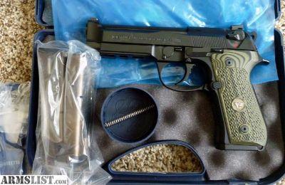 For Sale: Wilson Combat Beretta 92g combat tactical NIB
