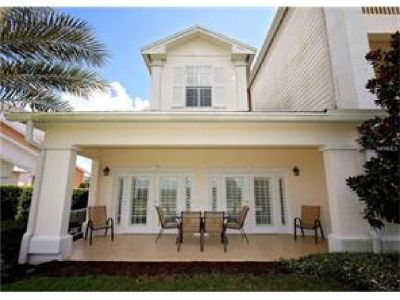 Elegant Townhome is located at the exclusive Reunion Resort & Club