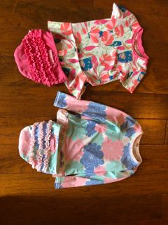 5t rufflebutts swimsuits both for $20