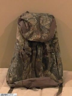 For Sale: Fieldline Camo Backpack
