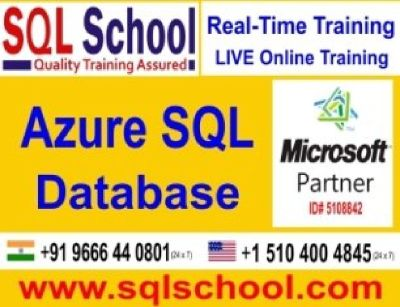 PROJECT ORIENTED Online REALTIME TRAINING ON AZURE SQL