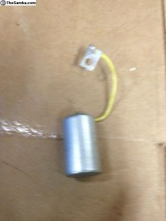 NOS Yellow Wire Condensor 1 237 330 041