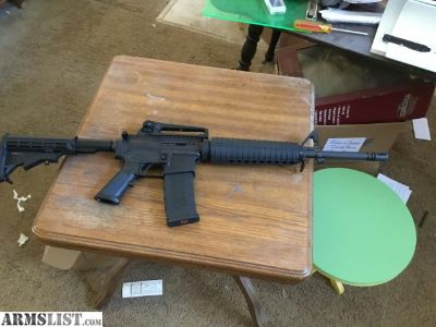 For Sale: Anderson Manufacturing Ar-15