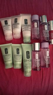 Lot of Clinique New
