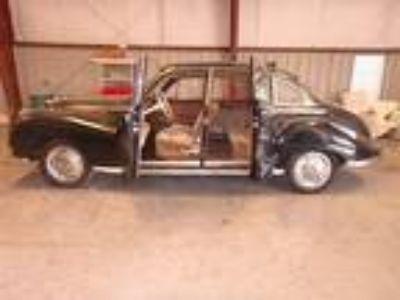 1961 BMW 2600 Luxus