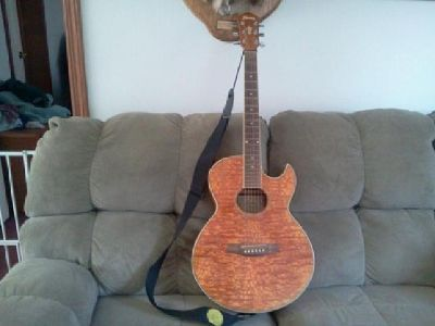$275 OBO Ibanez acoustic electric guitar