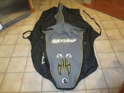 Find Ski-Doo OEM Intense Trailerable Cover REV 1+1 w/ 2-up Seat Option MXZ 280000249 motorcycle in Chippewa Falls, Wisconsin, United States, for US $175.00