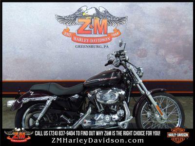 2005 Harley-Davidson Sportster XL 1200 Custom Sport Motorcycles Greensburg, PA