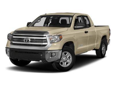 2017 Toyota Tundra Grade (SUPER WHITE)