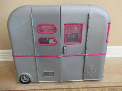Our Generation Doll RV Camper also for American Girl Dolls