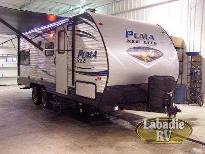 2019 Palomino Puma XLE Lite 19RLC