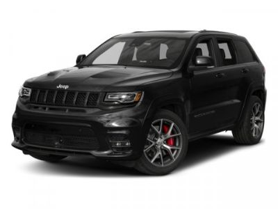 2018 Jeep Grand Cherokee Trackhawk (Bright White Clearcoat)