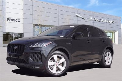 2018 Jaguar E-Pace R-Dynamic SE (Black)
