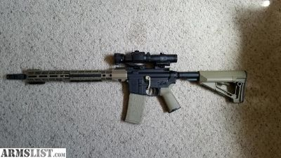 For Sale: Spikes Tactical AR with Franklin Binary and Lots More
