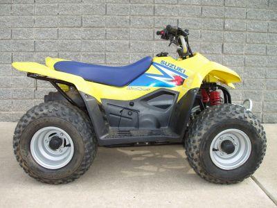 2006 Suzuki LT-Z50 Kids ATVs Monroe, MI