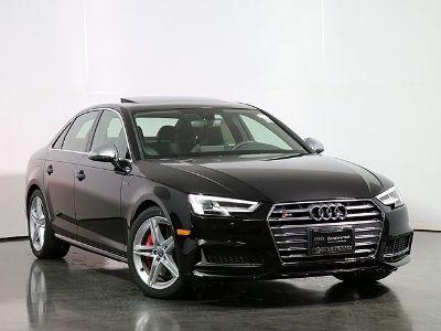 2018 Audi S4 3.0T Premium Plus (Mythos Black Metallic)