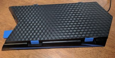 PS4 charging dock/cooling station