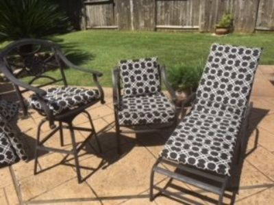 Patio Furniture Cushions/pads - 16 pieces