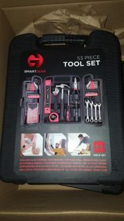 New tools with case