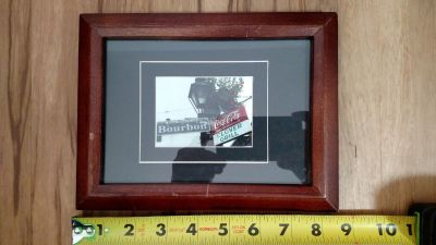 Bourbon St. / Clover Grill Framed Picture