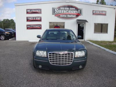 2005 Chrysler 300 Touring (Gray)