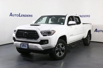 2018 Toyota Tacoma (White)