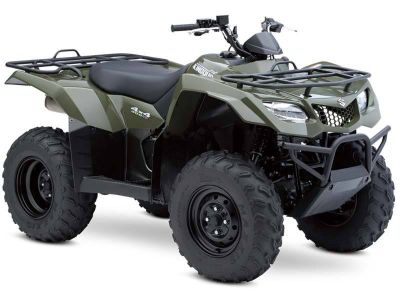 2013 Suzuki KingQuad 400ASi Utility ATVs Linton, IN