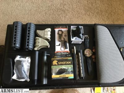 For Sale: New! Spartan lasermax etc!!!