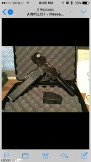 For Sale/Trade: 9mm MPA
