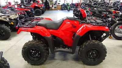 2019 Honda FourTrax Foreman Rubicon 4x4 Automatic DCT EPS ATV Utility Bennington, VT