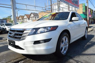 2010 Honda Accord Crosstour EX-L w/Navi (White Diamond Pearl)
