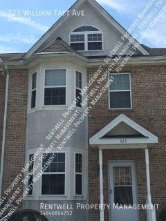 4 bed 2.5 bath $1699/month 323 William Taft Ave Downingtown, PA 19335