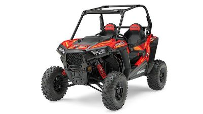 2017 Polaris RZR S 1000 EPS Sport-Utility Utility Vehicles Barre, MA