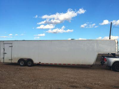 2013 40' Hurricane cargo gooseneck trailer