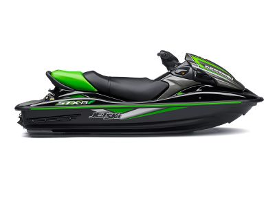 2017 Kawasaki Jet Ski STX-15F 3 Person Watercraft Honesdale, PA