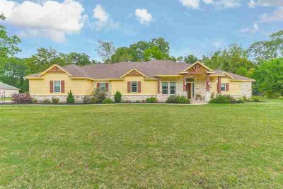 411 Lassen Villa Court Huffman Four BR, One of a kind custom