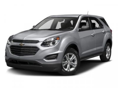 2016 Chevrolet Equinox LS (Tungsten Metallic)