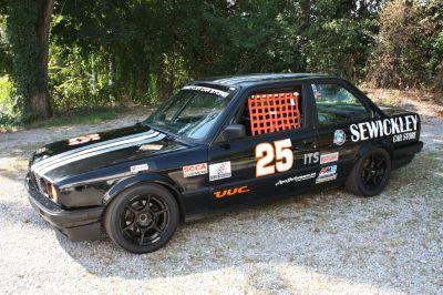 1989 BMW Race Car SCCA NASA