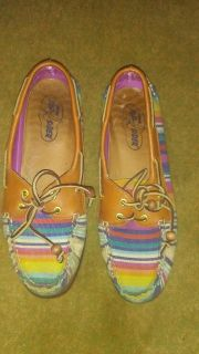 Women's size 9 Sperry shoes