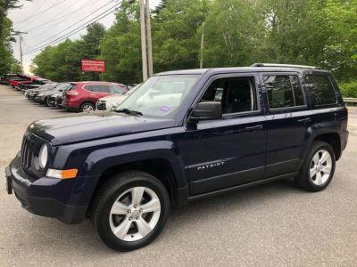 2014 Jeep Patriot Limited (Blue)