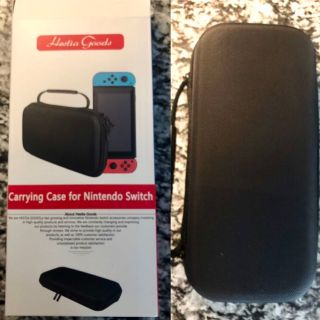 NIB Nintendo Switch travel case