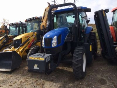 2005 New Holland Agriculture TS100