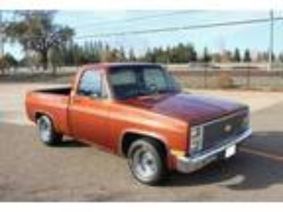 1973 Chevrolet C-10 Cheyenne Short Bed Pickup