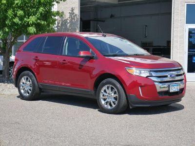 2013 Ford Edge SEL (Ruby Red Metallic)
