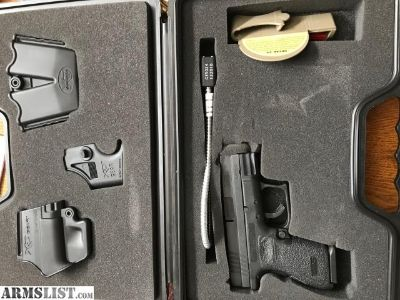 For Sale/Trade: Springfield XD-40 + Extras