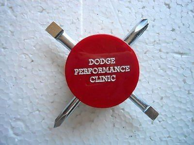 Dick Landy,Dodge Performance Clinic Group Screwdriver
